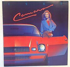 Vintage 1980 Chevrolet 1981 Camaro Informational Sales Brochure Berlinetta Z28