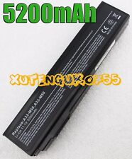 Laptop Battery For ASUS N61VG N61VN M50S N53JQ N53S N53SM N53SN M50Vn Notebook