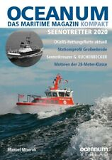 *NEU* OCEANUM. Das maritime Magazin Kompakt - - SEENOTRETTER 2020 (DGzRS)