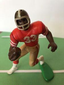1988 Starting lineup Roger Craig figure San Francisco 49ers NFL toy Rare Raiders