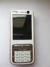 NEW NOKIA N73-1 MUSIC EDITION 42MB RM-133 WHITE/ RED FACTORY UNLOCKED 3G SIMFREE