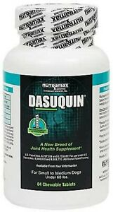 Dasuquin Chewable Tablets for Dogs Large Dogs 60+ lbs & Free Shipping