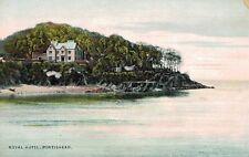 Portishead,U.K.Royal Hotel,Somerset,c.1909