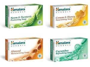 Himalaya Herbals Soap (Pack of 3 & 6)***Full Range***100% Natural