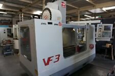 HAAS VF-3 CNC Vertical Machining Center. Side-Mount Toolchanger. Coolant Thru