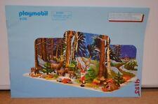 7827 playmobil bouwplan adventskalender kerstdiner voor dieren 4155