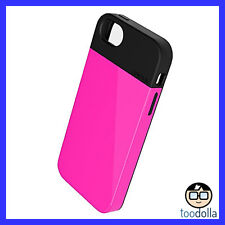 LUNATIK Flak - Dual Layer designer case - lightweight armour - iPhone 5/5s, PINK