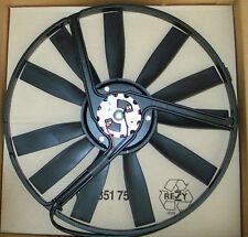 Auxiliary Fan Assembly - 000 500 92 93 - Mercedes 560SEC, 86-91