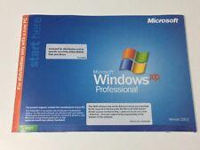 New Sealed Microsoft Windows XP Professional OEM Version 2002 Product Key