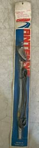 """Champ 34"""" 3-Section Clear Car Antenna #9-477 Fit's Honda Civic And Saab"""