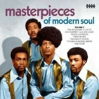 Various Artists - Masterpieces Of Modern Soul Vol 5 / Various [New CD] UK - Impo