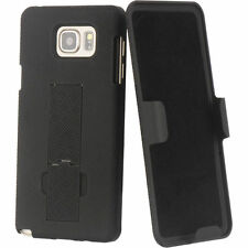 Rigid Plastic Mobile Phone Fitted Cases with Kickstand