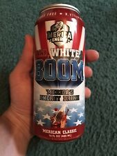 Red, White, and Boom Merican Classic Cola Energy Drink
