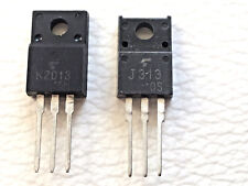 2sk2013 Transistor N Canal Mosfet Case To220 Faire Toshiba