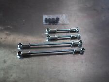 2007-13 MERCEDES BENZ S CLASS W221 ADJUSTABLE LOWERING LINKS with ABC SUSPENSION