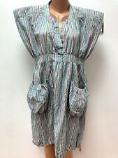 The MASAI Clothing Company size L / XL / XXL Multicolored Striped Dress Balloon
