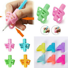 2/3-finger Write Pencil Accessories Student Grip Silicone Pen Postures Corrector