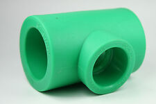 PPR Aqua Plus Reducers T Piece 40 x 32 x 40 Fusiotherm Water pipe