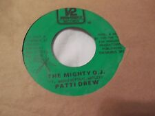 Patti Drew The Mighty OJ 45 Tom Tom 84 Arkestra Funky Soul Killer Instrumental