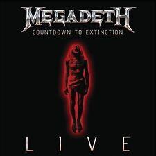 Countdown to Extinction: Live by Megadeth (CD, Sep-2013, Virgin EMI (Universal UK))