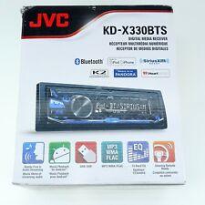 JVC KD-X330BTS Digital Media Receiver Built-In Bluetooth with SiriusXM