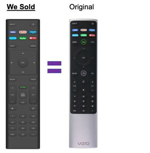 Replaced Vizio XRT150 Remote for Vizio PX75-G1,P75Qx-H1 P-Series X-Series TVs
