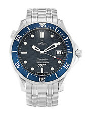 Omega Seamaster James Bond 40th Anniversary Limited Series Watch 2537.80.00