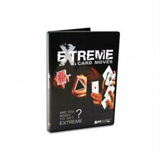 Extreme Card Moves Dvd - Magic Tricks - New