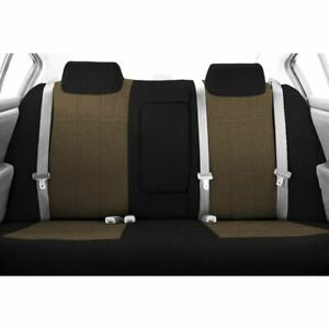 CalTrend Tweed Front Seat Cover for Chevy 1992-1994 C1500 Suburban - CV138-06TT