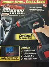 Air Hawk Pro Automatic Cordless Tire Inflator - As Seen On TV - NEW!