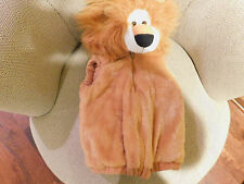 Chrisha Playful Cute Plush Zippered Lion Costume • Size 18 to 36 Months