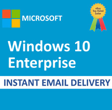✅Windows 10 Enterprise License Product Key 32/64 bits [GENUINE PERSONEL KEY] 🔥