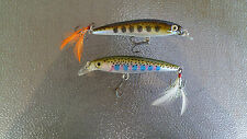 Rapala X-rap 08 jerkbaits - lot of 2
