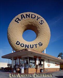 MAGNET  Travel RANDY'S DONUTS Los Angeles California