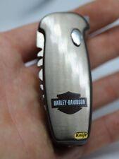 Harley Davidson Pocket Knife Lighter (lighter does not work) No Reserve!
