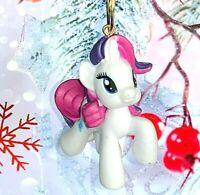 RARE My Little Pony Friendship Is Magic OOAK Custom Christmas Tree Ornament