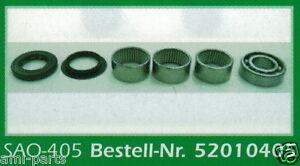 Kawasaki ZX636 R - Kit roulements bras oscillant - SAO-405 - 52010405
