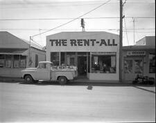 Photo. 1965-7 Florida Keys. The Rent-All