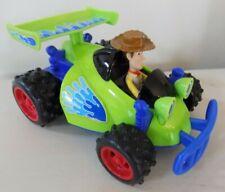Disney Pixar Toy Story 3 Woody and RC Shake 'N Go Race Car