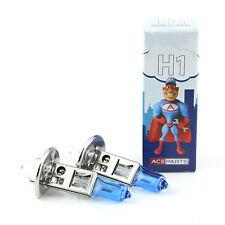 H1 55w Super White Xenon HID Upgrade High Main Full Beam Headlight Bulbs