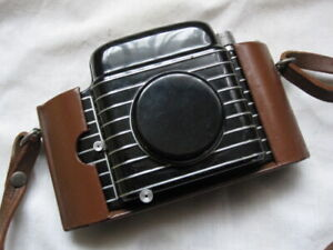 KODAK BANTAM SPECIAL Art Deco Camera With 45MM Lens 428 Film