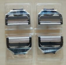 """Gothic-Arch-II"" 5-Blades Cartridges for X-5 Razors,Made-Developed in Germany"