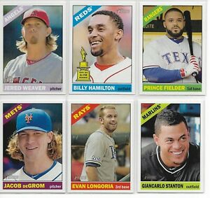 2015 Topps Heritage SP - You Pick Complete Your Set Lot (426-500)