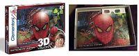 Puzzle Clementoni 104 pezzi L'Uomo Ragno Spider-Man con occhiali per visione 3D