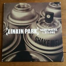 "Linkin Park - Somewhere I Belong  7"" Vinyl"