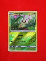 5/214 carte Pokemon SL8 Tonnerre Perdu Card Game REVERSE GERMIGNON