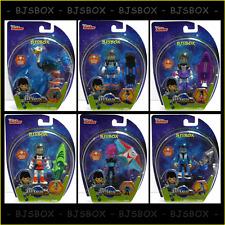 Disney Junior Miles From Tomorrowland Set of 6 Figures Pipp Phoebe Merc +3 New