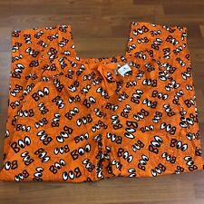 Disney Parks Mens Pants Sleep Lounge Halloween Boo Size XXL