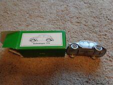RARE VOLKSWAGEN 1936 Beetle Kafer Type 1 1:43 SCALE NIB Bretthauer-Koch Model