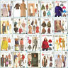 OOP McCalls Sewing Pattern Misses Outerwear Coats Jackets Capes Vests You Pick